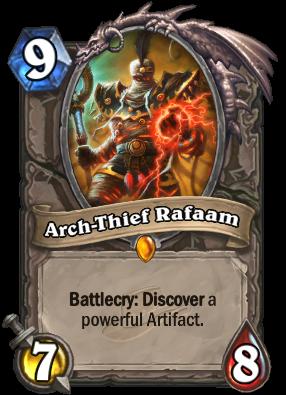Arch-Thief Rafaam Card Image