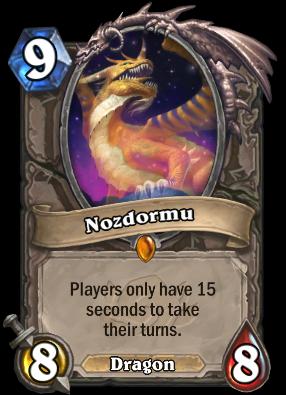 Nozdormu Card Image