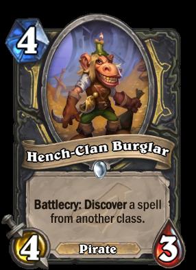 Hench-Clan Burglar Card Image
