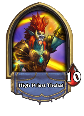 High Priest Thekal Card Image