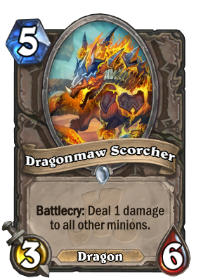 Dragonmaw Scorcher Card Image