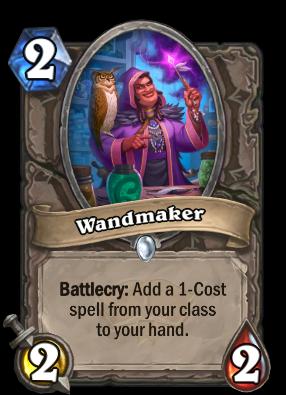 Wandmaker Card Image