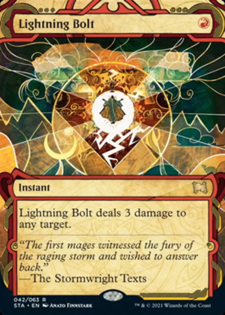 Lightning Bolt Card Image