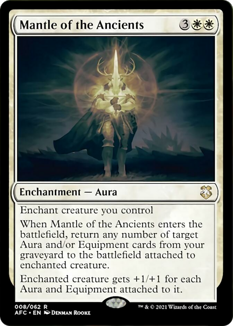 Mantle of the Ancients Card Image