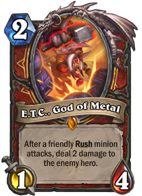 E.T.C., God of Metal Card Image