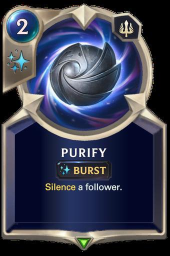 Purify Card Image
