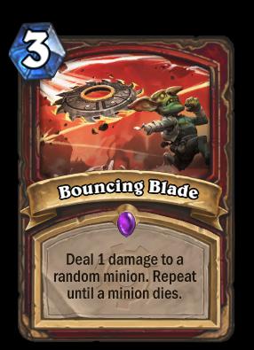 Bouncing Blade Card Image