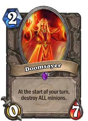 Doomsayer Card Image