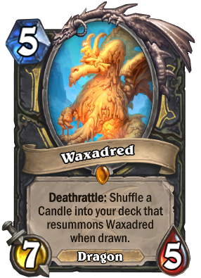 Waxadred Card Image