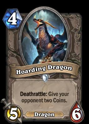 Hoarding Dragon Card Image
