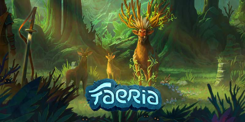 Faeria is Free on the Epic Games Store from February 20 - 27