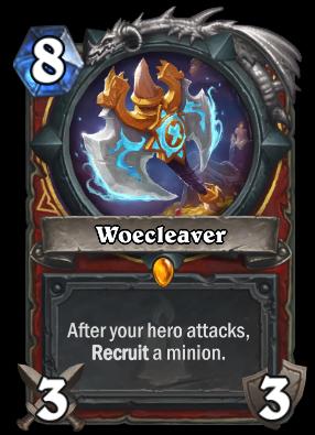 Woecleaver Card Image