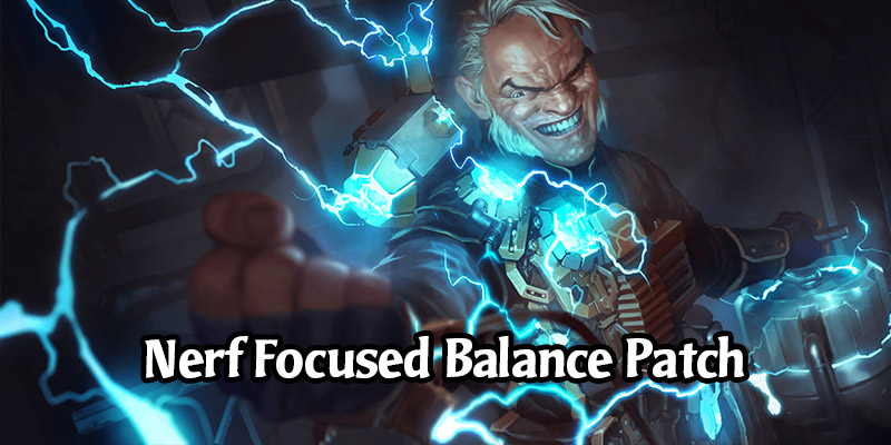 Runeterra's Next Balance Patch Will Focus More on Card Nerfs