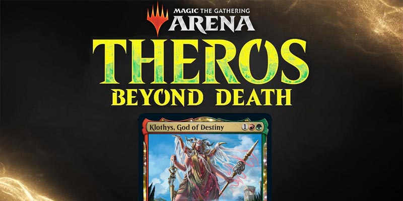MTG Arena - Theros: Beyond Death Card Spoilers December 24