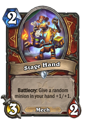 Stage Hand Card Image