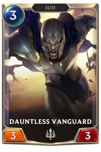Dauntless Vanguard Card Image