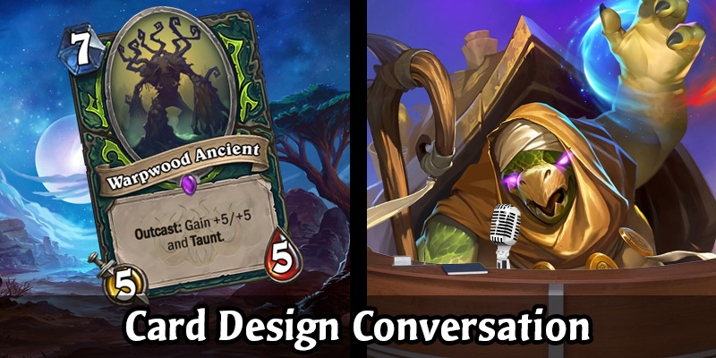 Card Design Conversation - New Expanses