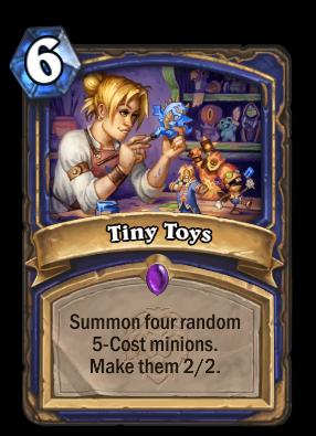 Tiny Toys Card Image