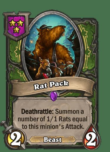 Rat Pack Card Image