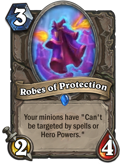 Robes of Protection Card Image