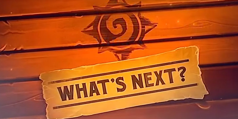 The BlizzCon 2019 Hearthstone: What's Next Panel is Now Free to Watch