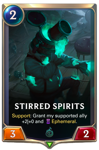 Stirred Spirits Card Image