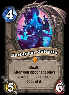 Harbinger Celestia Card Image