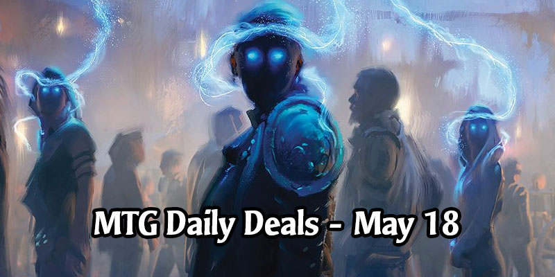 Daily Store Deals in MTG Arena for March 18, 2020 - 90% Off Mass Manipulation