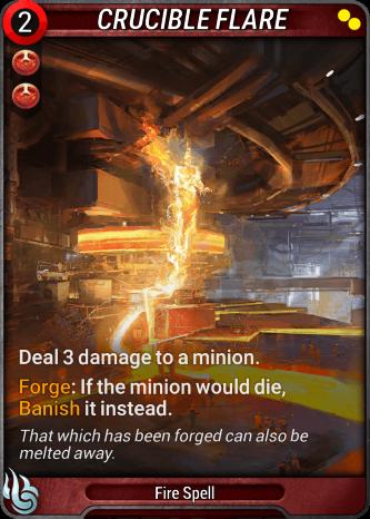 Crucible Flare Card Image