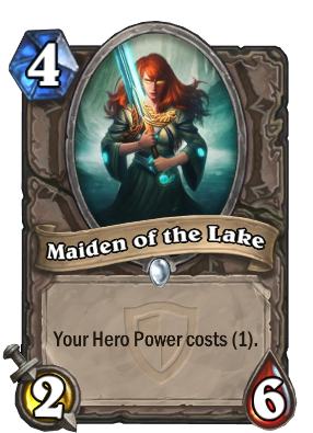 Maiden of the Lake Card Image