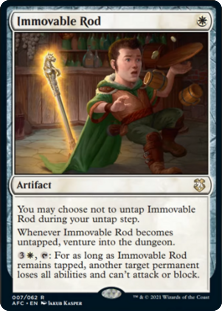 Immovable Rod Card Image