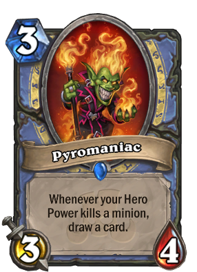 Pyromaniac Card Image