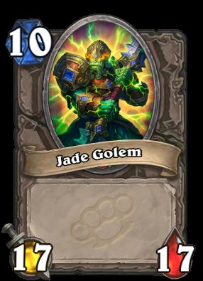 Jade Golem Card Image