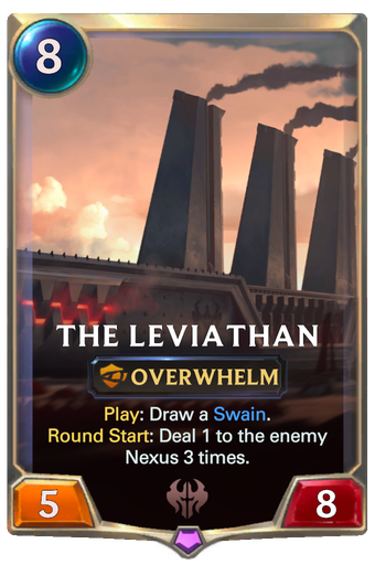 The Leviathan Card Image