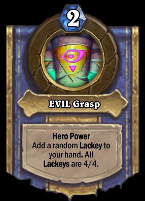 EVIL Grasp Card Image