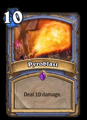 Pyroblast Card Image