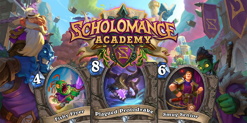 Our Thoughts on Hearthstone's Scholomance Academy Neutral Cards (Part 2)