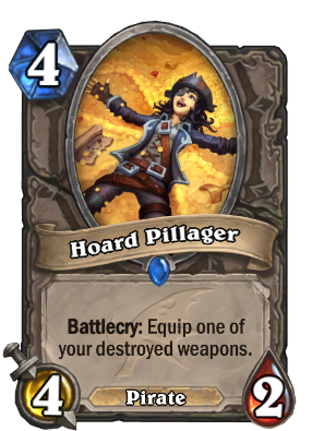 Hoard Pillager Card Image