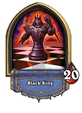 Black King Card Image