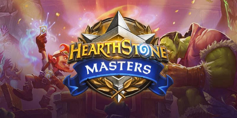Hearthstone Masters Tour Jönköping and Asia-Pacific Both Moved to Online Only