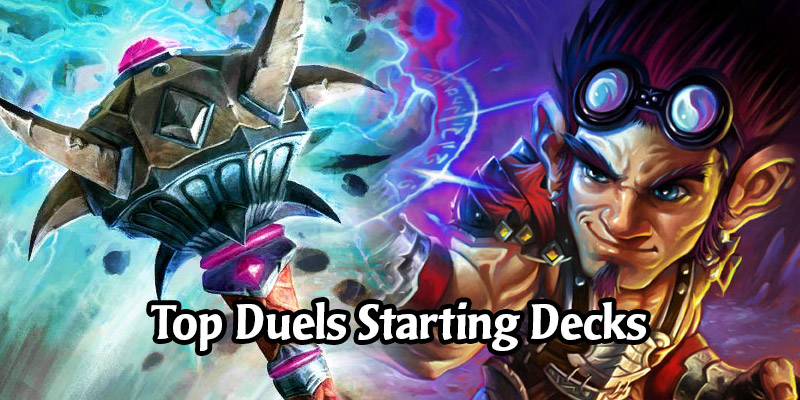 Spicy Starting Decks for Every Class in Hearthstone's Duels Mode
