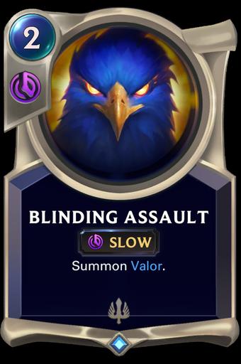 Blinding Assault Card Image