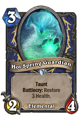 Hot Spring Guardian Card Image