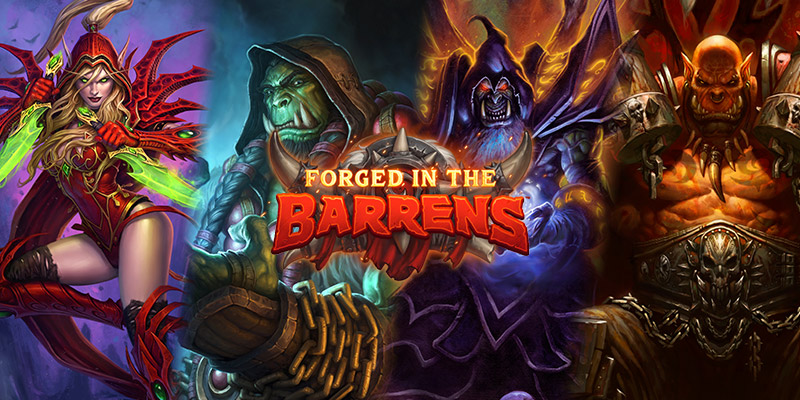 Forged in the Barrens Midset Archetype Review & Decks - Rogue, Shaman, Warlock, and Warrior