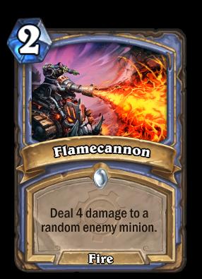 Flamecannon Card Image