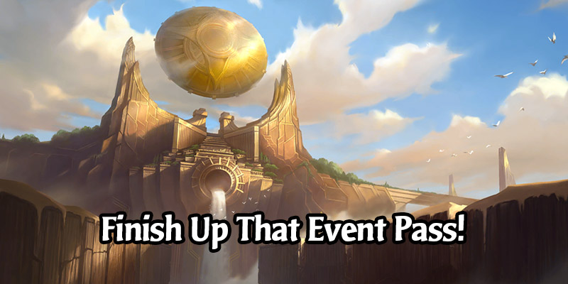 Need to Grind Out Runeterra's Expansion Event before Wednesday? Try this Buried Sun Disc Deck!