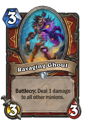 Ravaging Ghoul Card Image