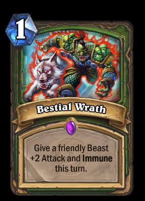 Bestial Wrath Card Image