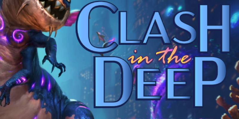 Mythgard Tournament on November 21st - Clash in the Deep