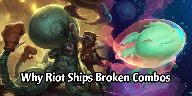 """RubinZoo Shares Insight Into Why Riot Knowingly Ships """"Broken"""" Combos in Legends of Runeterra"""